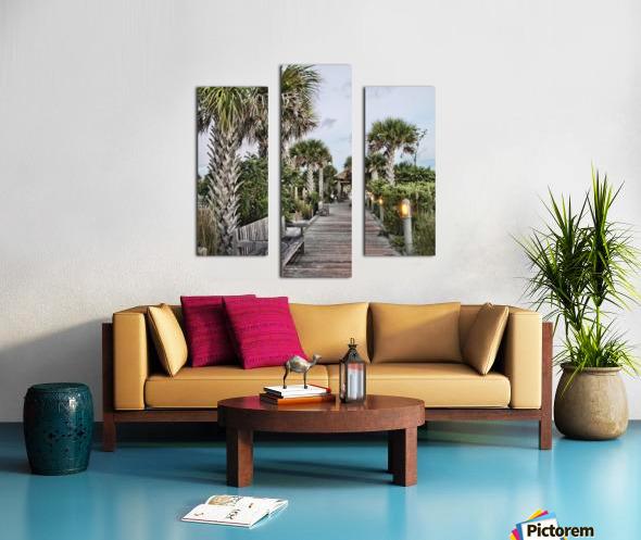 Sit N Relax Canvas print