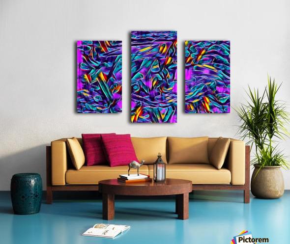 dorzen Canvas print