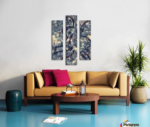 longers  Canvas print