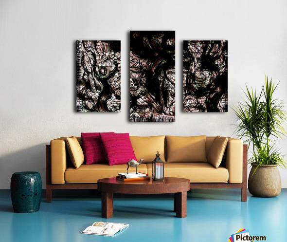 nowerind Canvas print