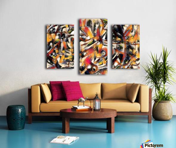 orvelle Canvas print