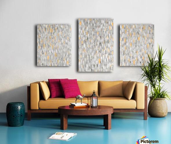 gleam Impression sur toile