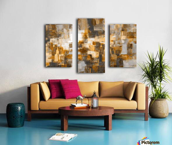 Or Canvas print
