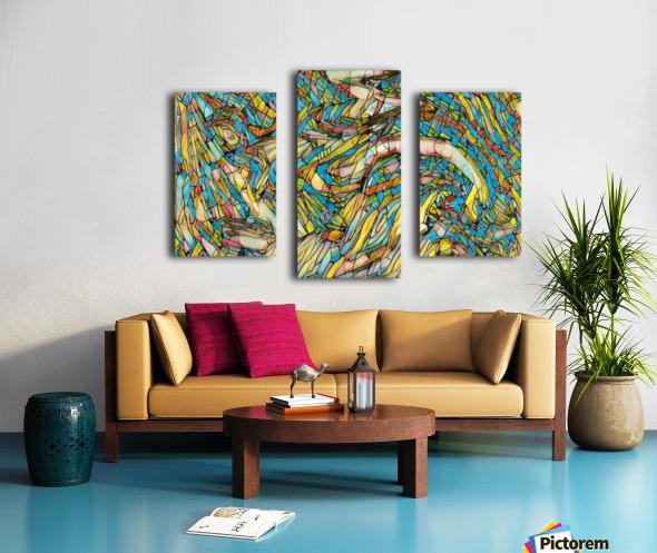 purece Canvas print