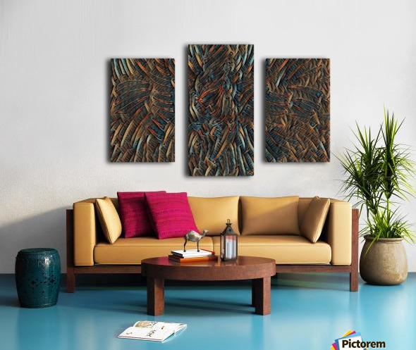 bezurro Canvas print