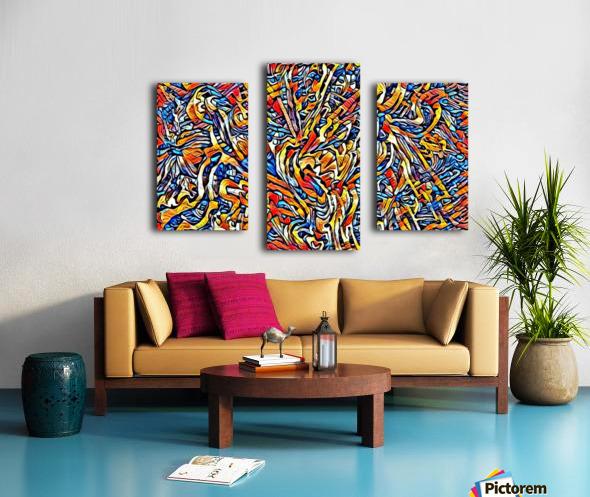 amolerd Canvas print