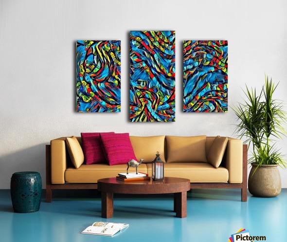 brarm Canvas print