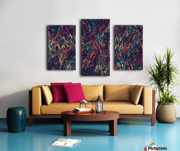 munekito Canvas print
