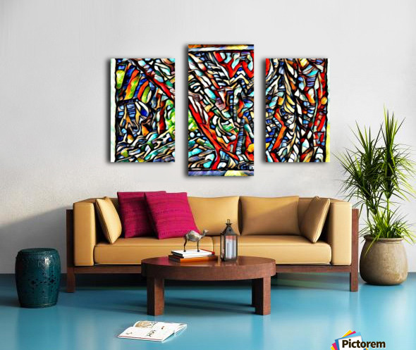 suvel  Canvas print