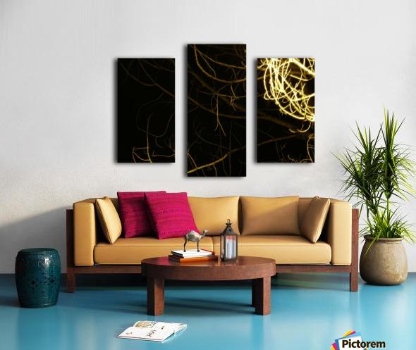 A (11) Canvas print