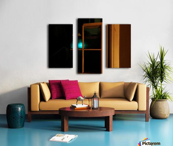B (5) Canvas print