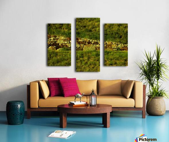 G (10) Impression sur toile