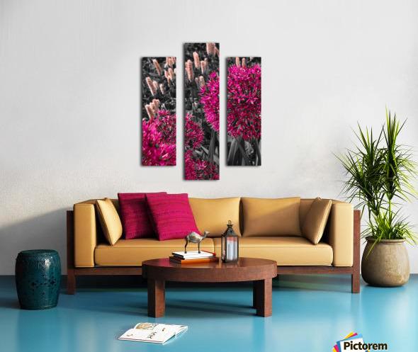 Collection Vinyasa 1 Impression sur toile