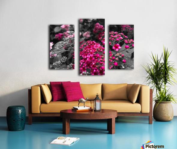 Collection Vinyasa .2 Impression sur toile
