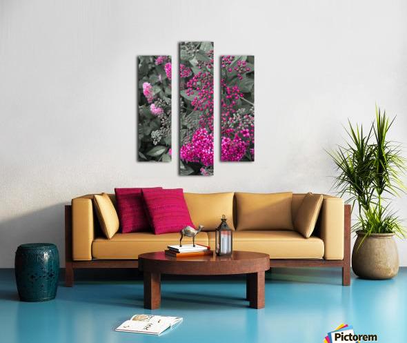 Collection Vinyasa .3  Impression sur toile