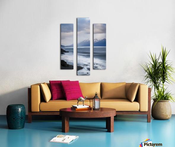 Authentic Alaska Canvas print