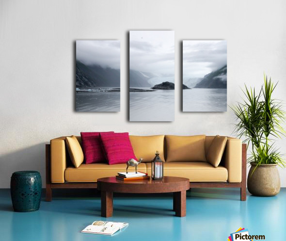 Alaska - Prince William Sound Photo Canvas print