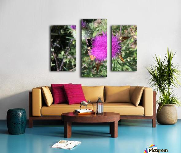 Bug Heaven Canvas print