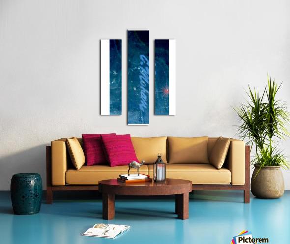 Untitled 5_copy Canvas print