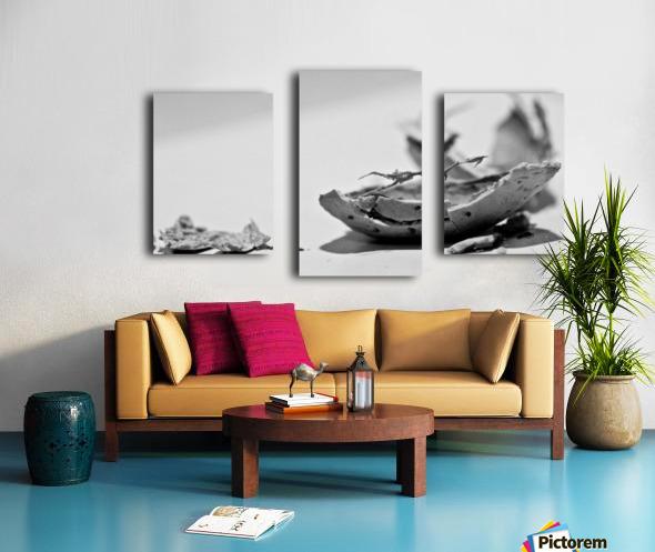 Humanity 046 Canvas print