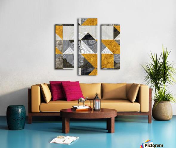 Geometric XXIII Canvas print