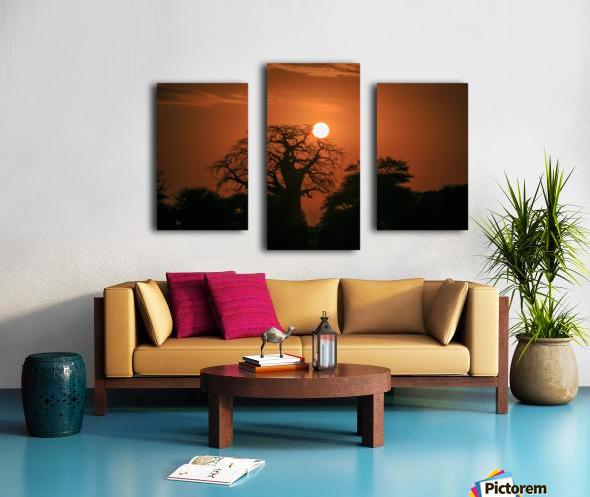_49R8851 Canvas print