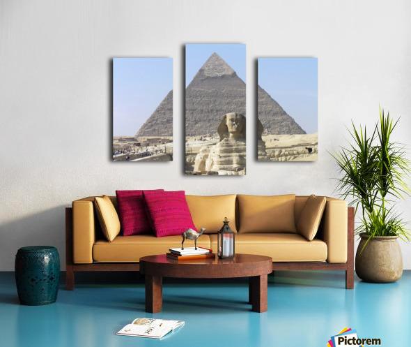 Egypt 3 Canvas print