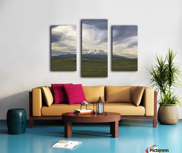 Shasta 1 Canvas print