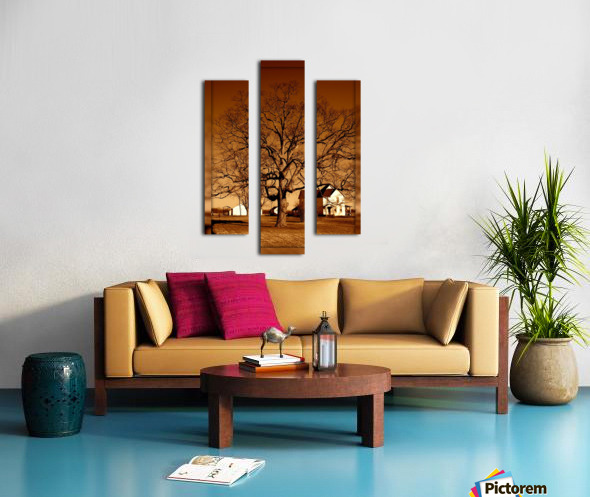 Magnificent Tree Canvas print