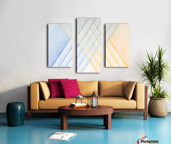 CLARITY Canvas print