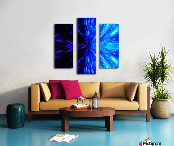 222_mirror14 Canvas print