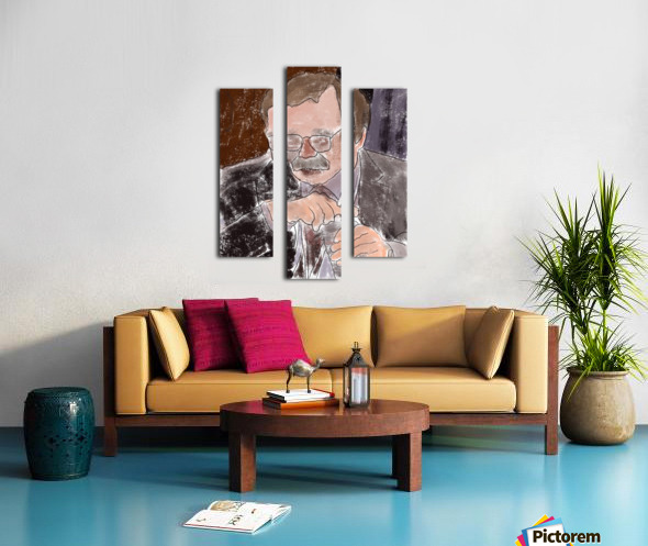 Lexington Sandro Canvas print