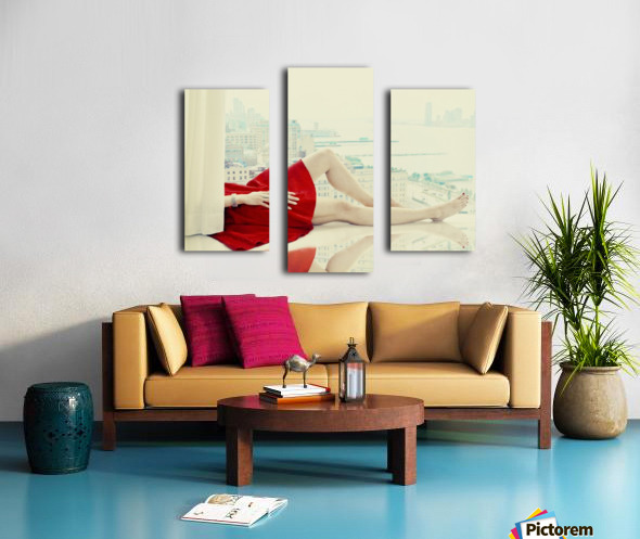 lazy afternoon Impression sur toile