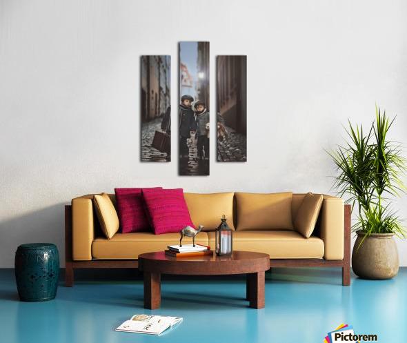 Les MisA©rables Canvas print