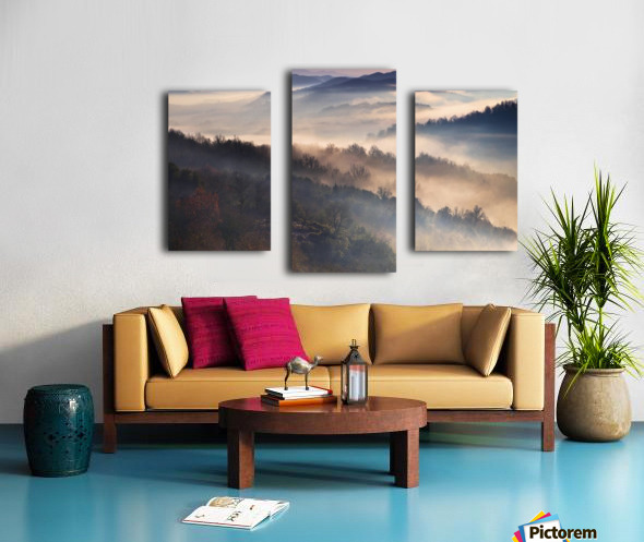 These Magic Moments Canvas print