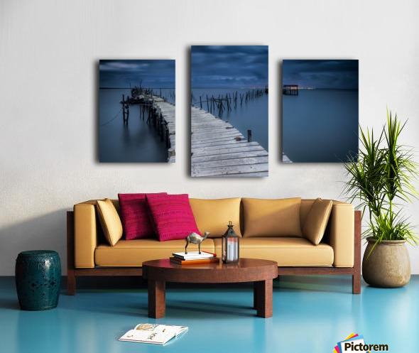 Carrasqueira Canvas print
