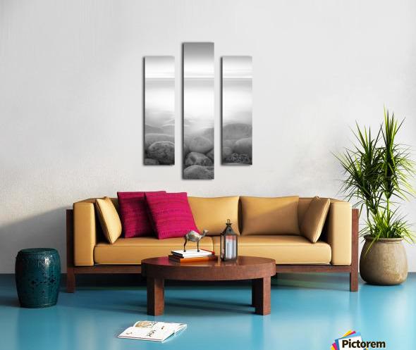 Moog Island Canvas print