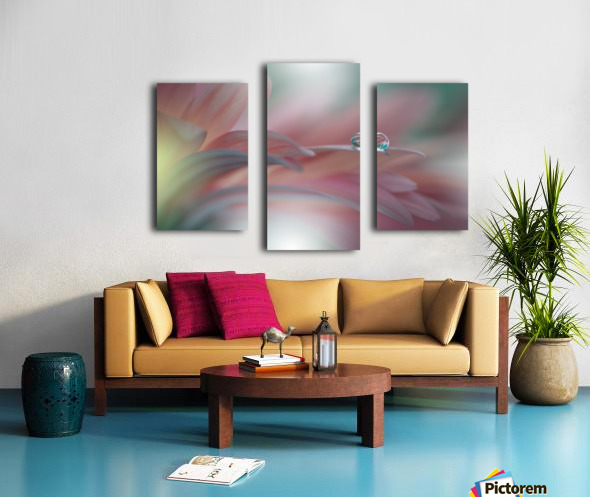 Sunbeam..II Canvas print