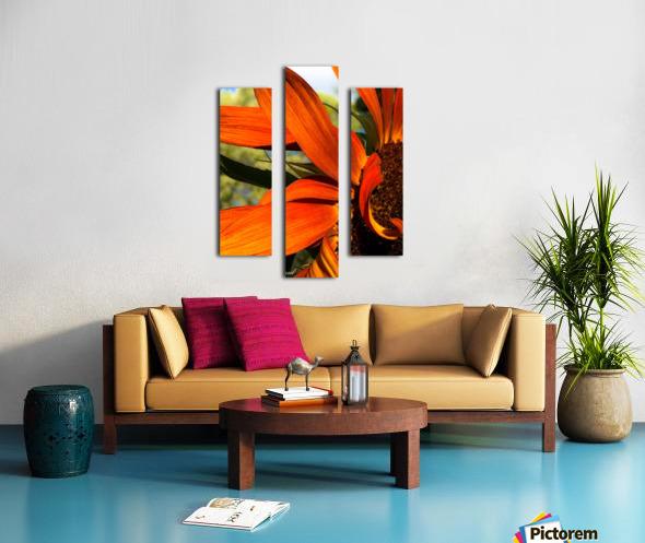 Sunflower  Impression sur toile