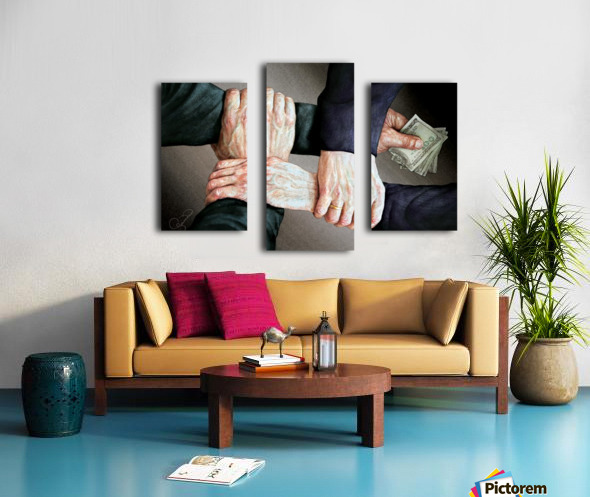 11 Krzysztof Grzondziel Canvas print