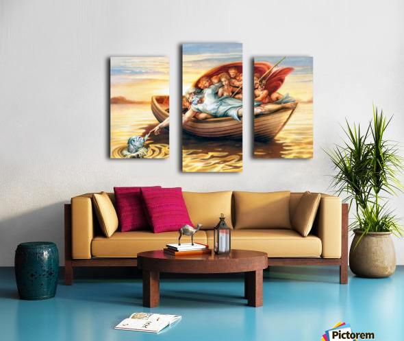 18 Krzysztof Grzondziel Canvas print