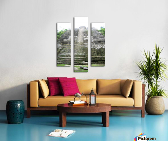 Myan12 Canvas print