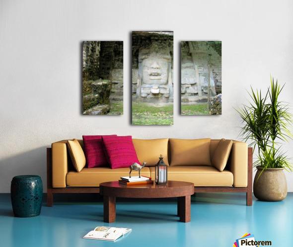 Myan13 Canvas print