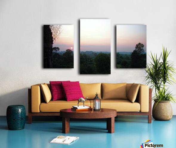 Sunset43 Canvas print