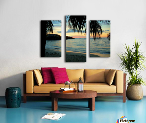 Sunset11 Canvas print