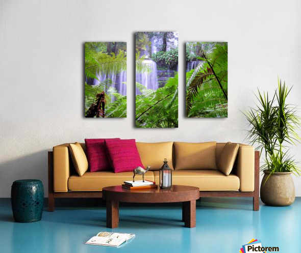 Waterfall3 Canvas print