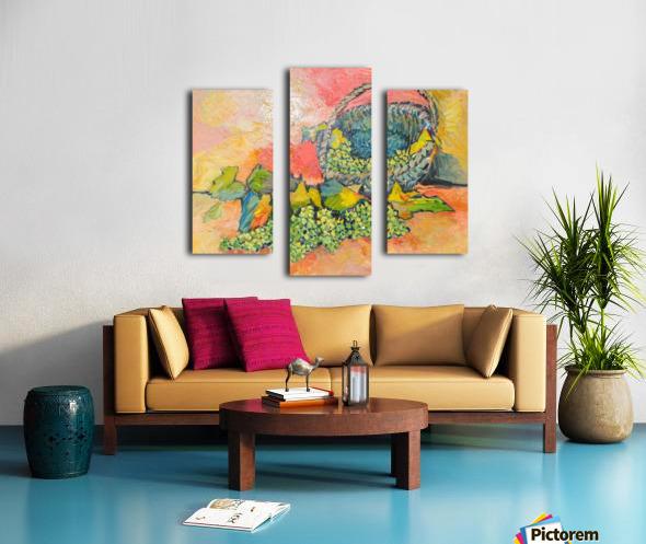 G125 Canvas print