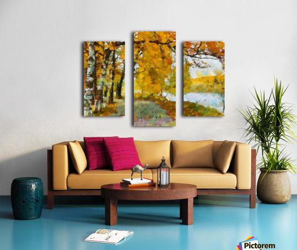 HC0274 Canvas print