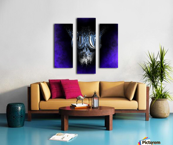 Ephemeral Desire 100 Canvas print