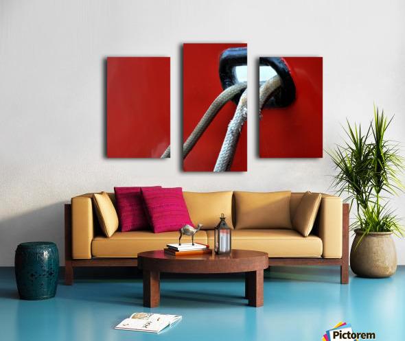 Hawsehole Impression sur toile